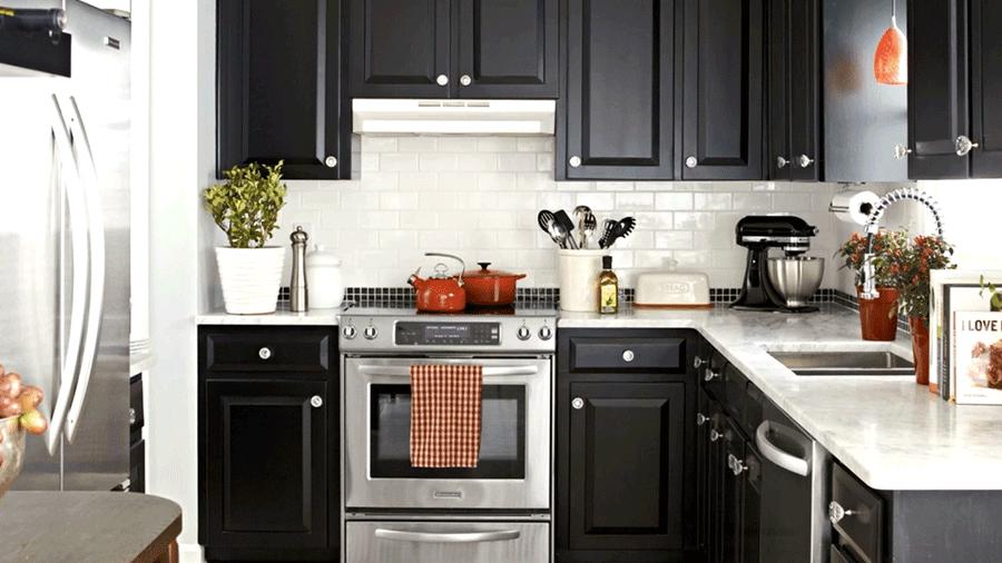 дизайн кухни в интерьере